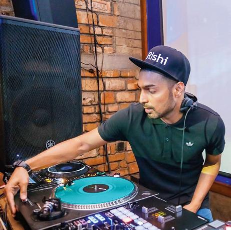 DJ Rishiboy