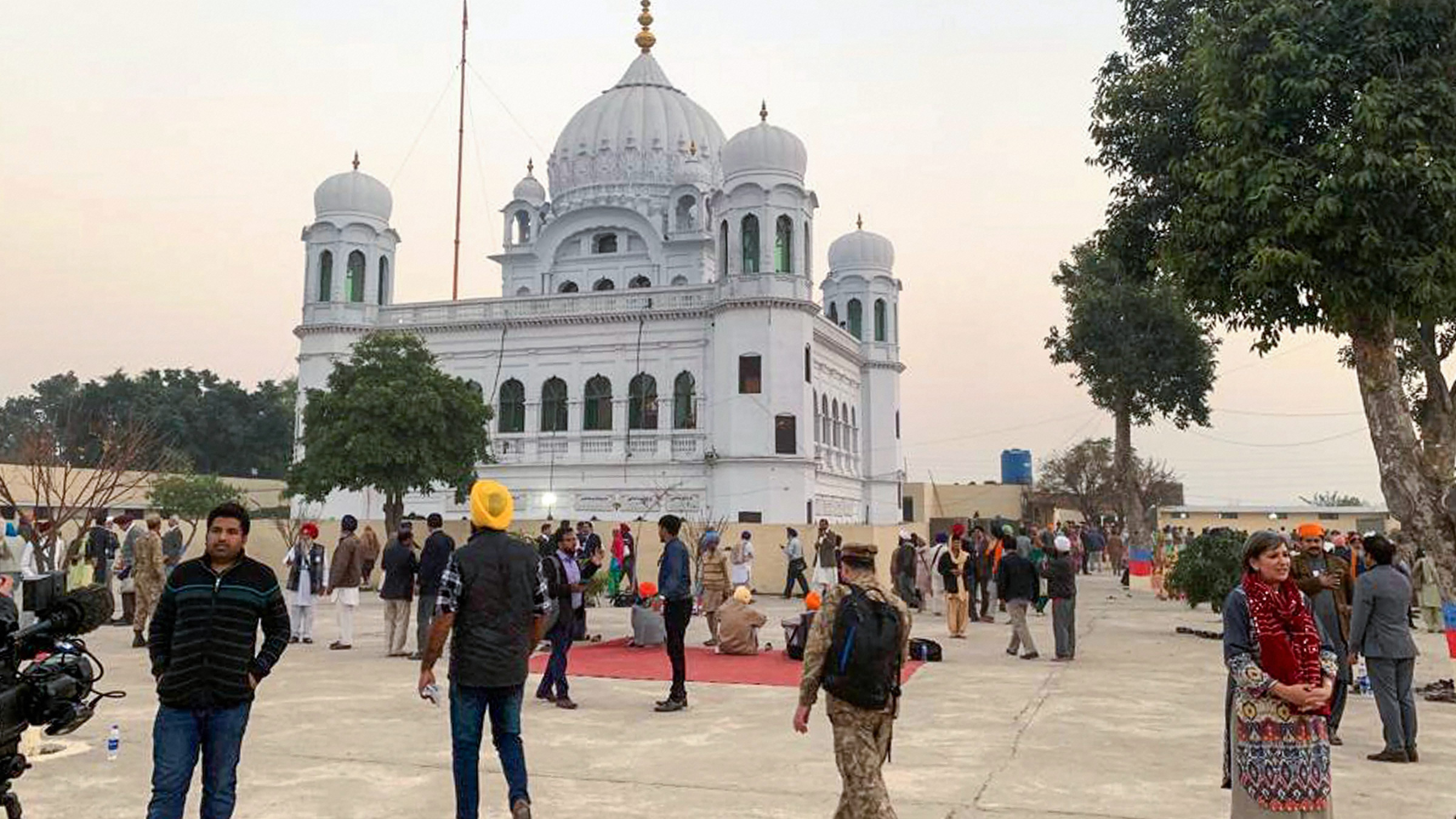 Talks today with Pakistan on Kartarpur modalities
