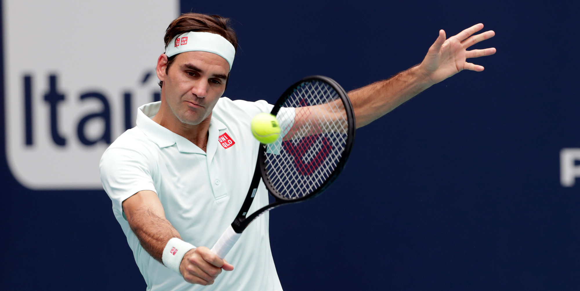 Roger Federer must be congratulated for lifting the 101st title of his remarkable career.