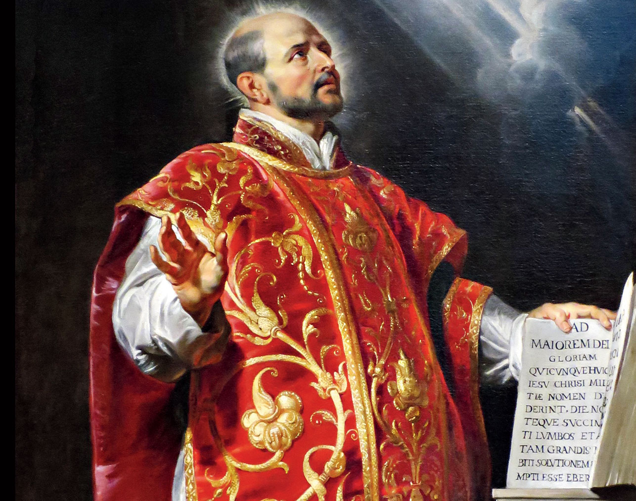Ignatius was a remarkable character who formed a precious milestone in the history of the 16th century. In 1542 he sent his greatest son, Francis Xavier, to India. The latter worked in India for 10 years, from 1542 to 1552, called the Xaverian decade. July 31 marks the feast of St Ignatius