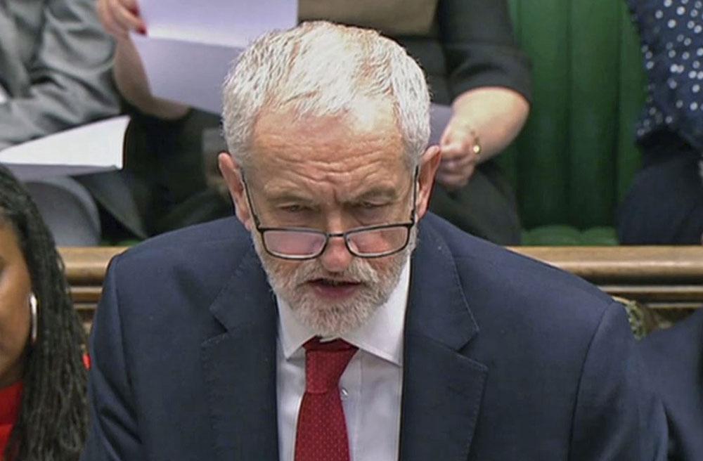 May, Corbyn meet to break Brexit deadlock