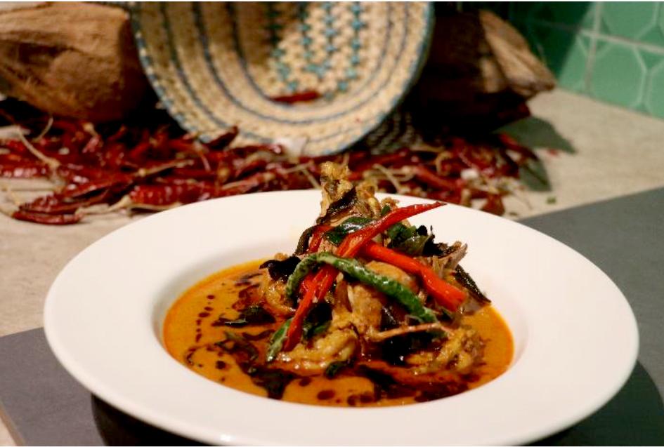 Recipe: Sri Lankan prawn curry