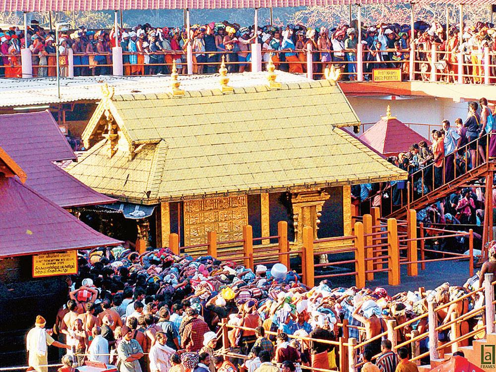 Kerala not to block Sabarimala review plea