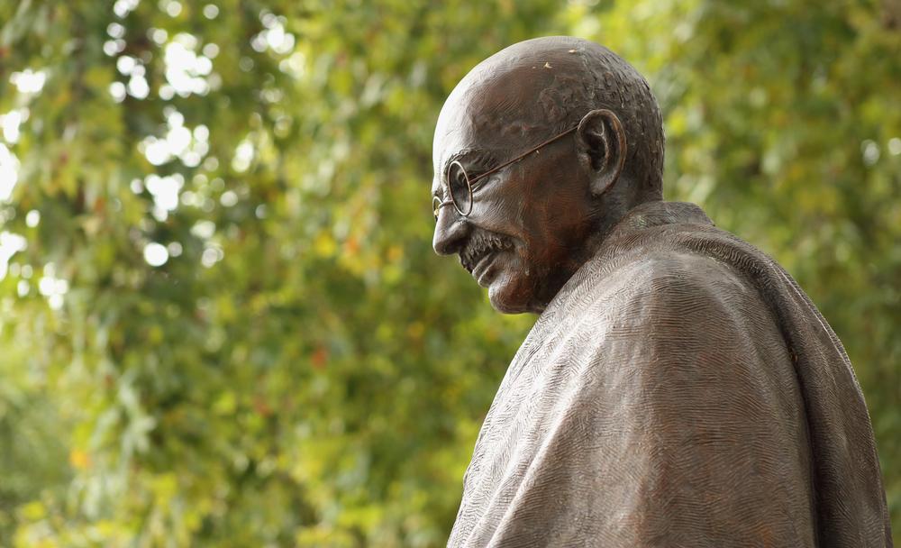 Missing Gandhi