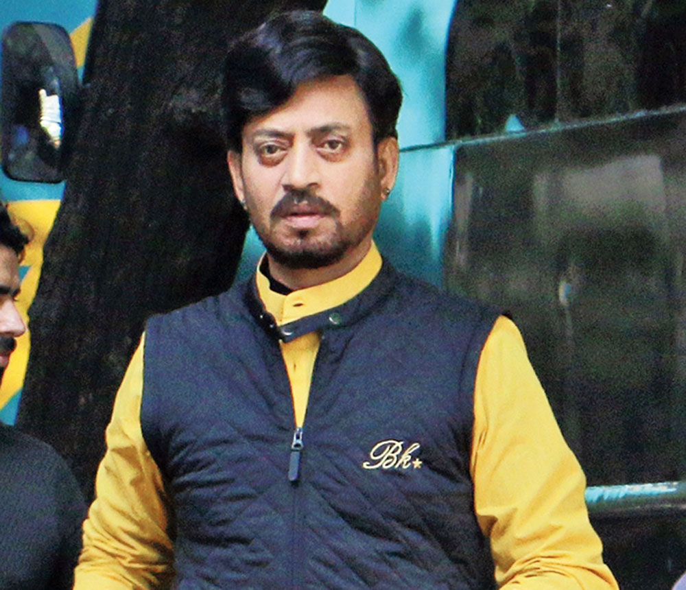 Irrfan Khan revealed he had been diagnosed with neuroendocrine tumour and shifted to US for treatment