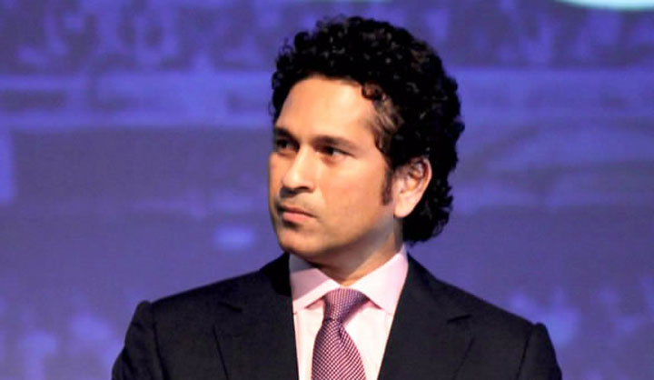 """""""There were more than 2-3 dot balls. After Virat got out in the 38th over and till the 45th over we hadn't scored many runs. There were not enough outings for the middle-order batsmen, till now and that put pressure on them..."""" Sachin Tendulkar said."""