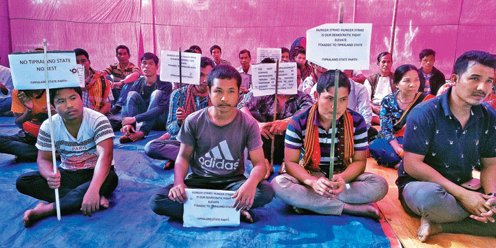 Strike across the state called to protest against the Citizenship (Amendment) Bill, said Ranjit Debbarma