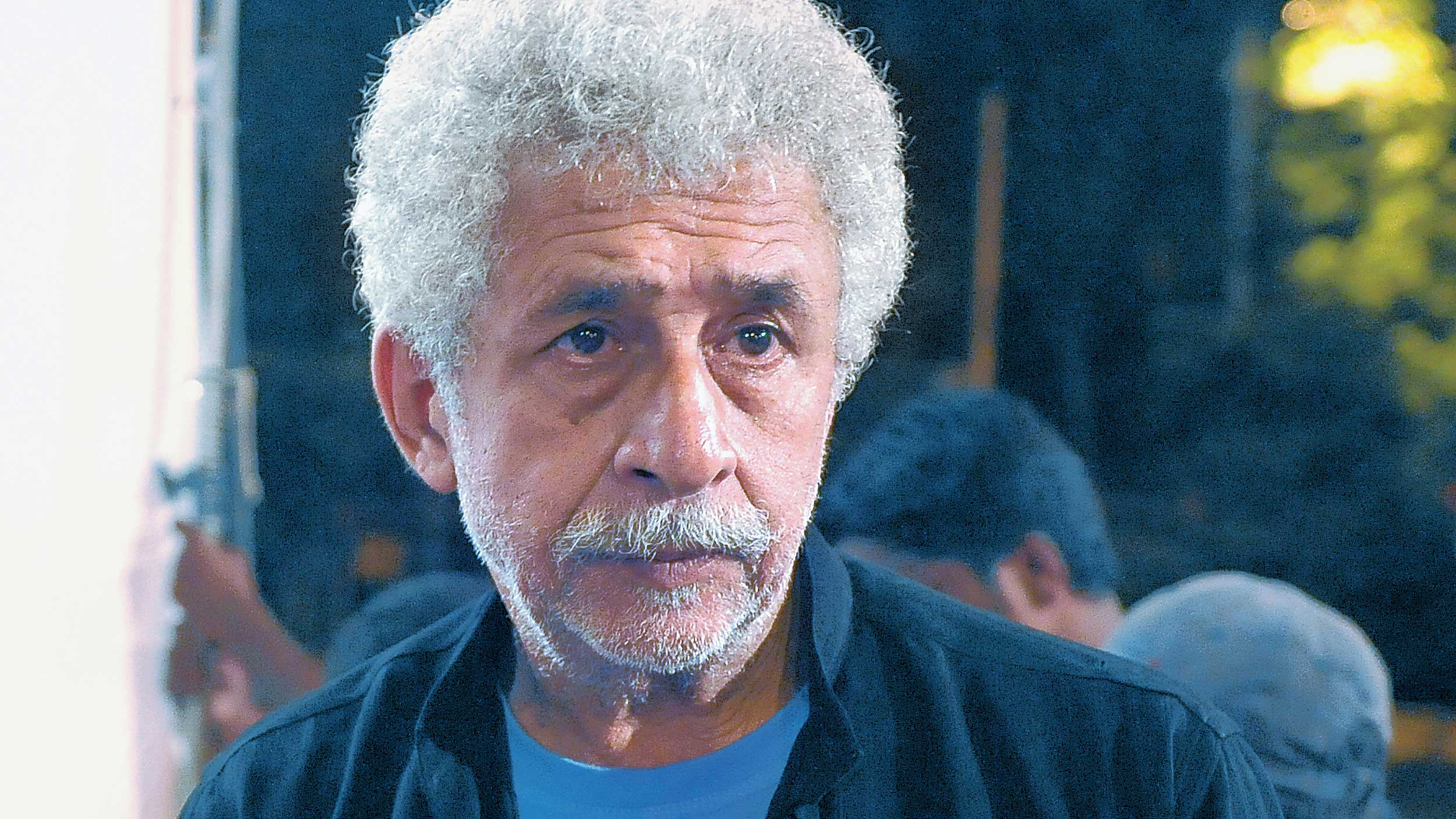 Theatre artistes including Naseeruddin Shah (in picture) released a statement asking people to vote against the BJP and its allies
