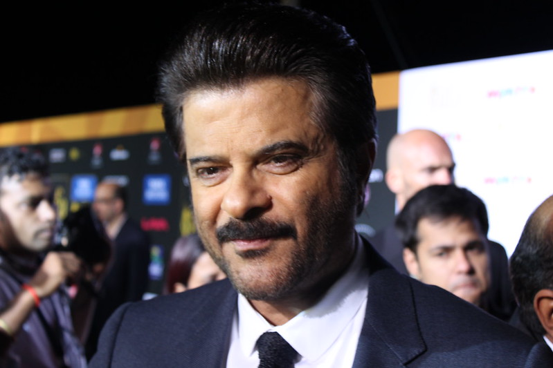 Anil Kapoor who has maintained a steady career for almost four decades with films such as