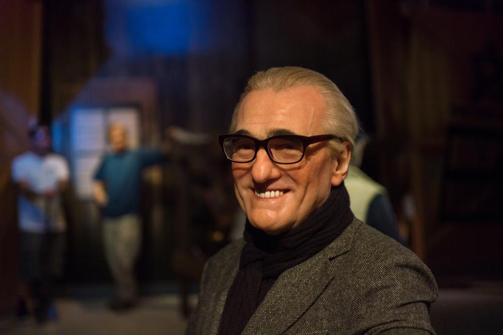 Filmmaker Martin Scorsese.