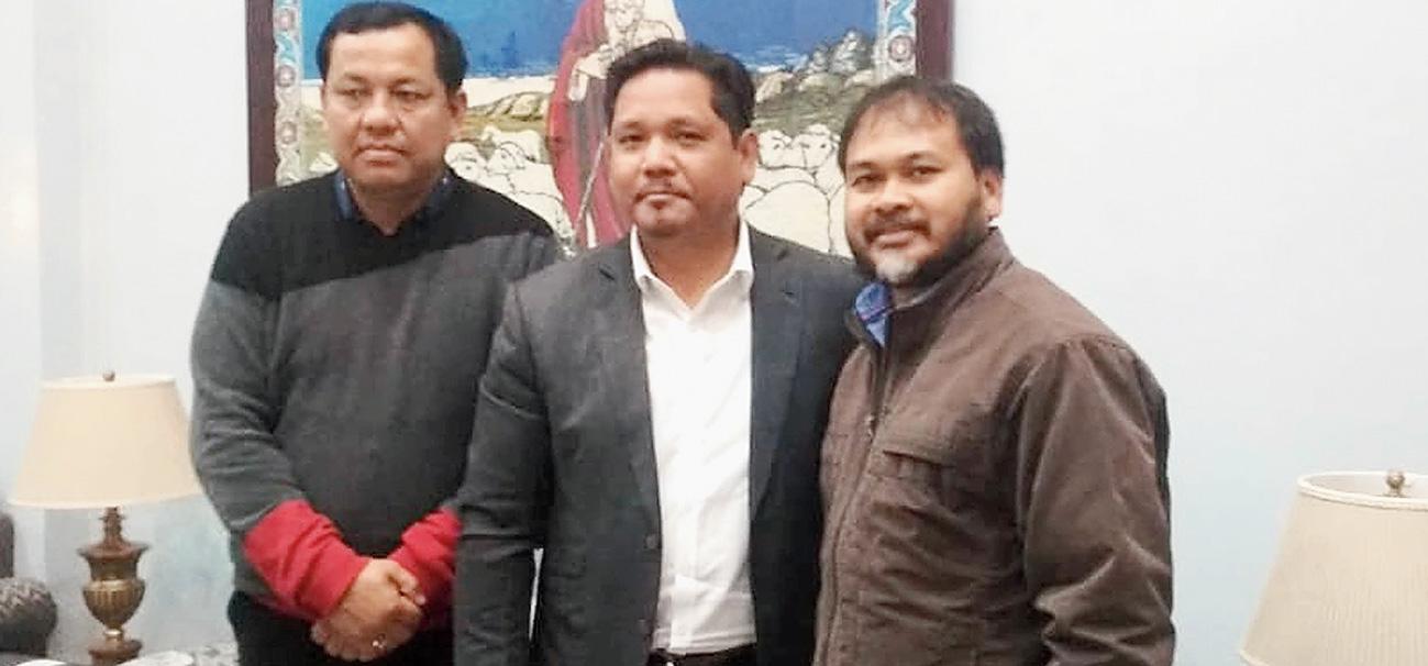 Stand united against citizen bill in Rajya Sabha: Meghalaya CM