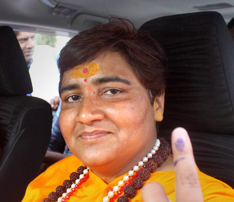 Congress questions PM's silence on Pragya Thakur's remarks on Godse