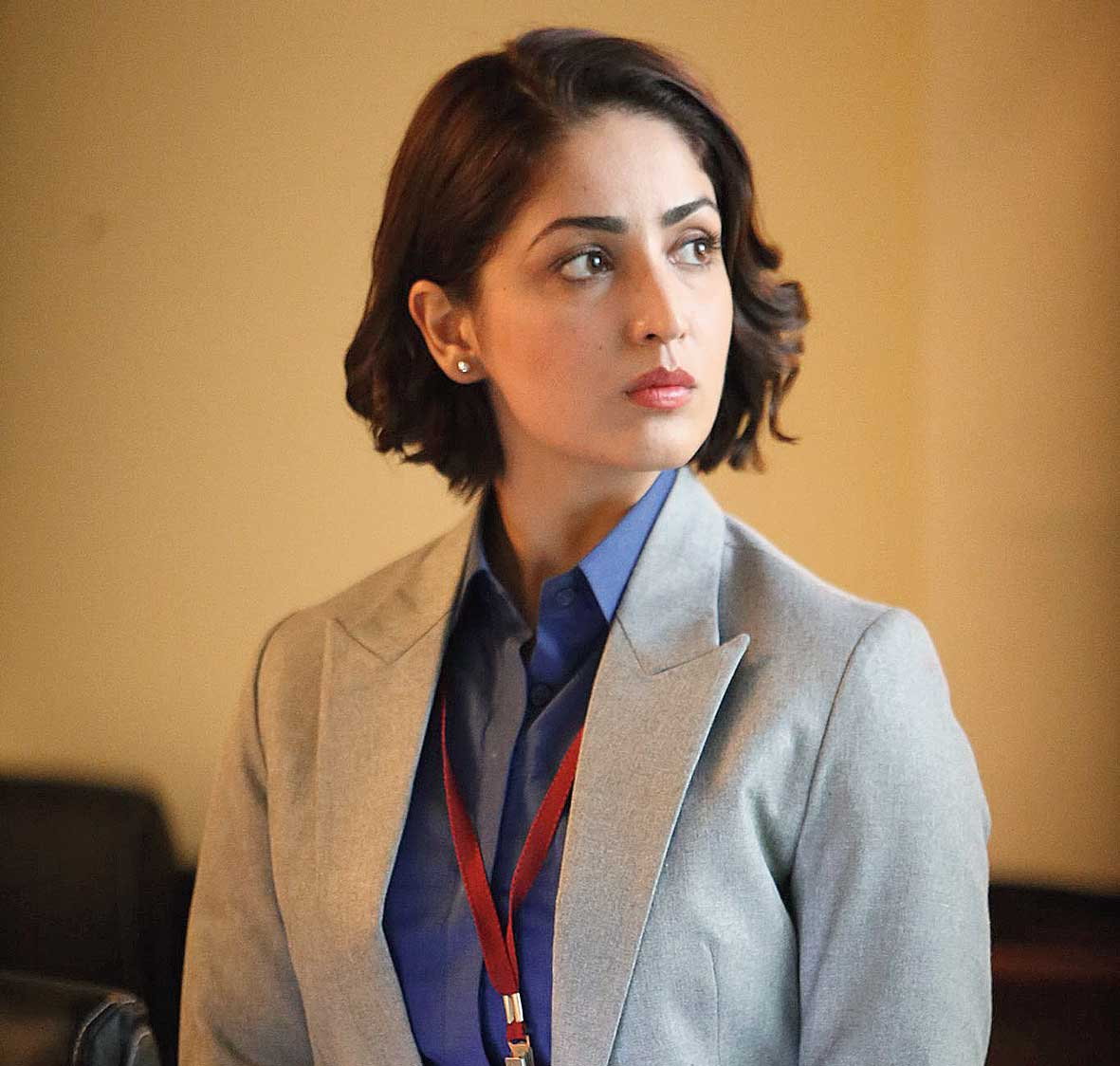I think there's a long way to go. There are still roles for me to explore. I want to be a part of films and do roles where you wouldn't imagine any other actor in that: Yami Gautam