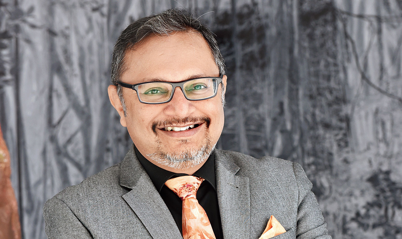 Debanjan Chakrabarti, director of British Council (East and Northeast India)