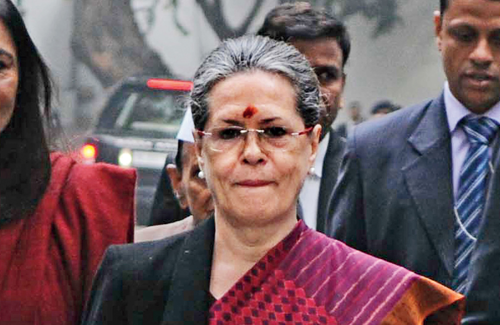 The grapevine has it that Sonia understands the Congress better than Rahul and can foresee the troubles he will have to face once the levers of power go out of his control