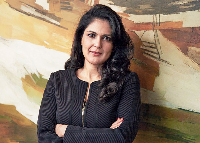 Sonal Singh, Christie's India managing director and art specialist