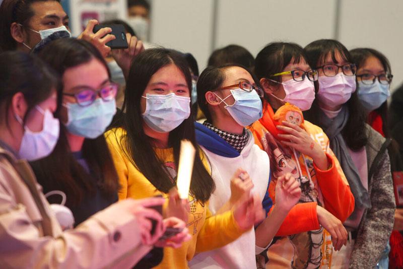 China's secrecy epidemic fuelled virus