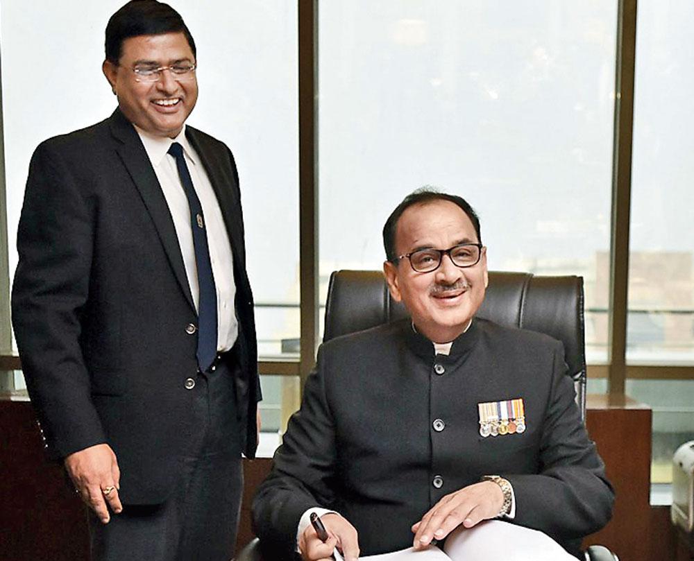 CBI imbroglio indicates BJP's sense of panic