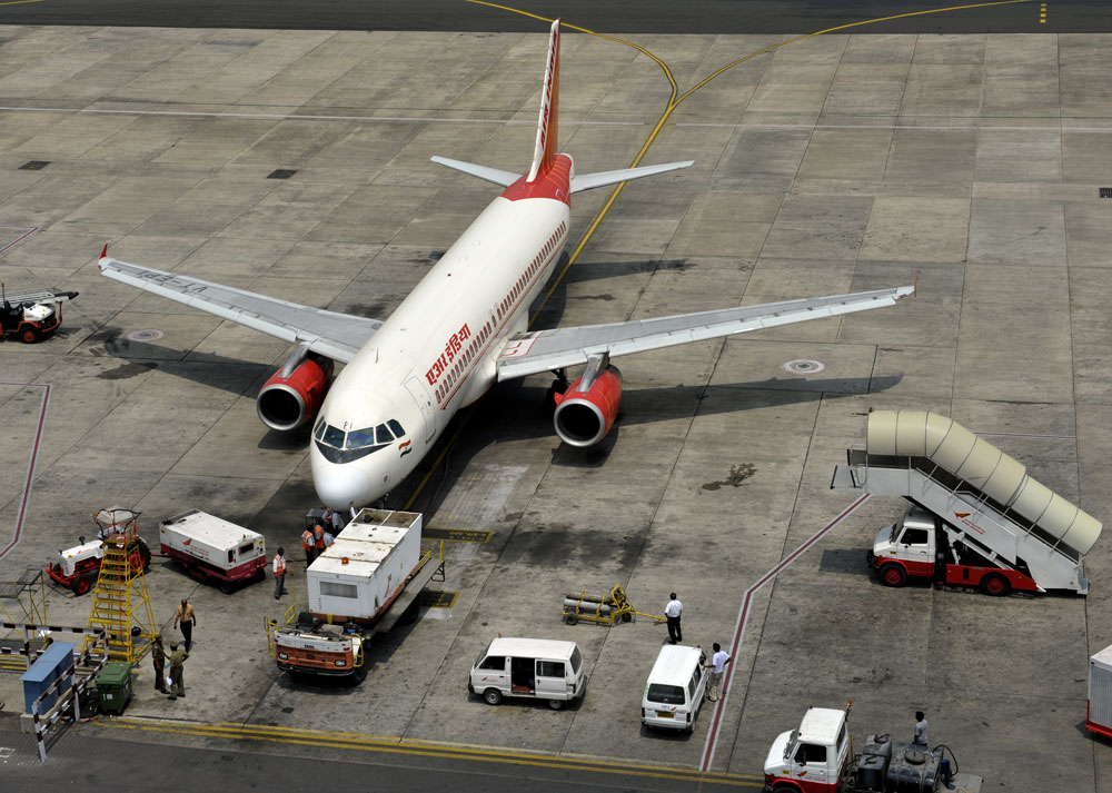 Strangely, a glitch in the server that operates the passenger service system had affected flights operated by Air India only