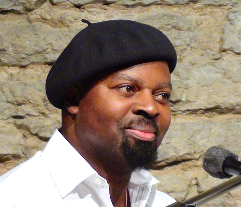 Ben Okri on his 'unavoidably' political poems