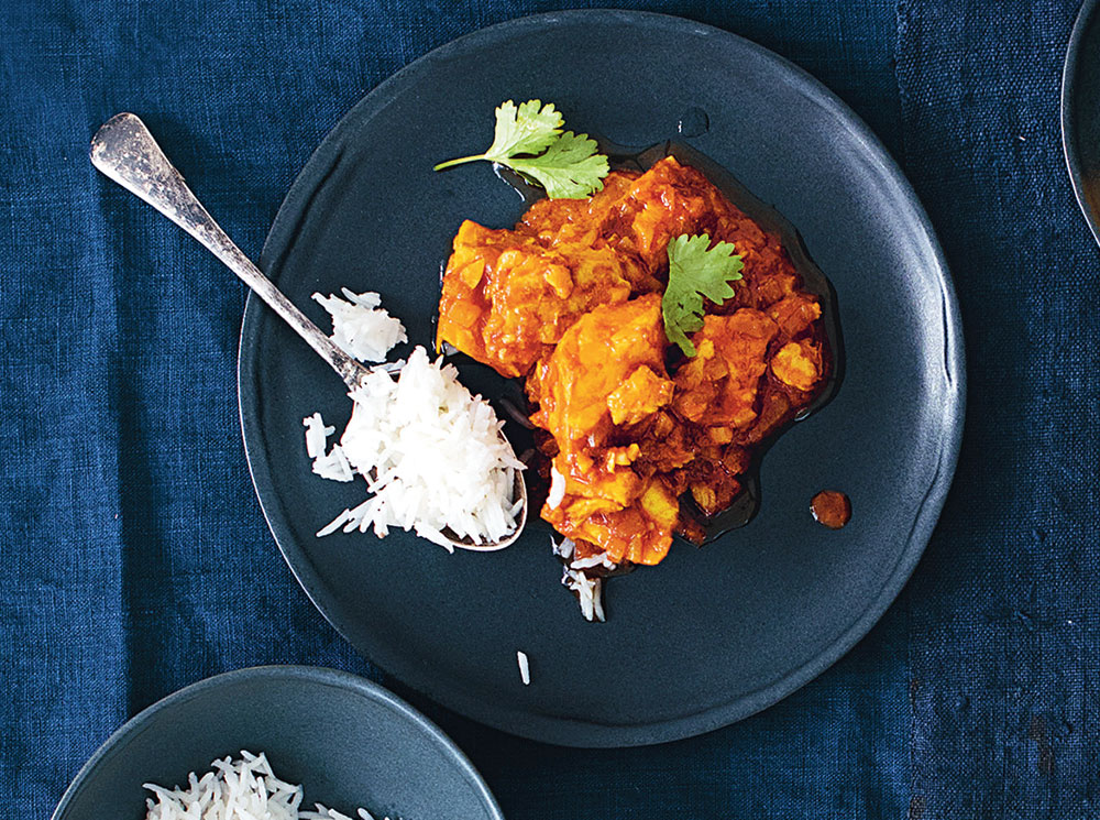 Macchli Curry (Simple Fish Curry)