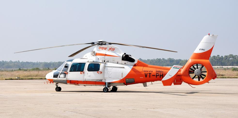 Fresh bid to sell Pawan Hans