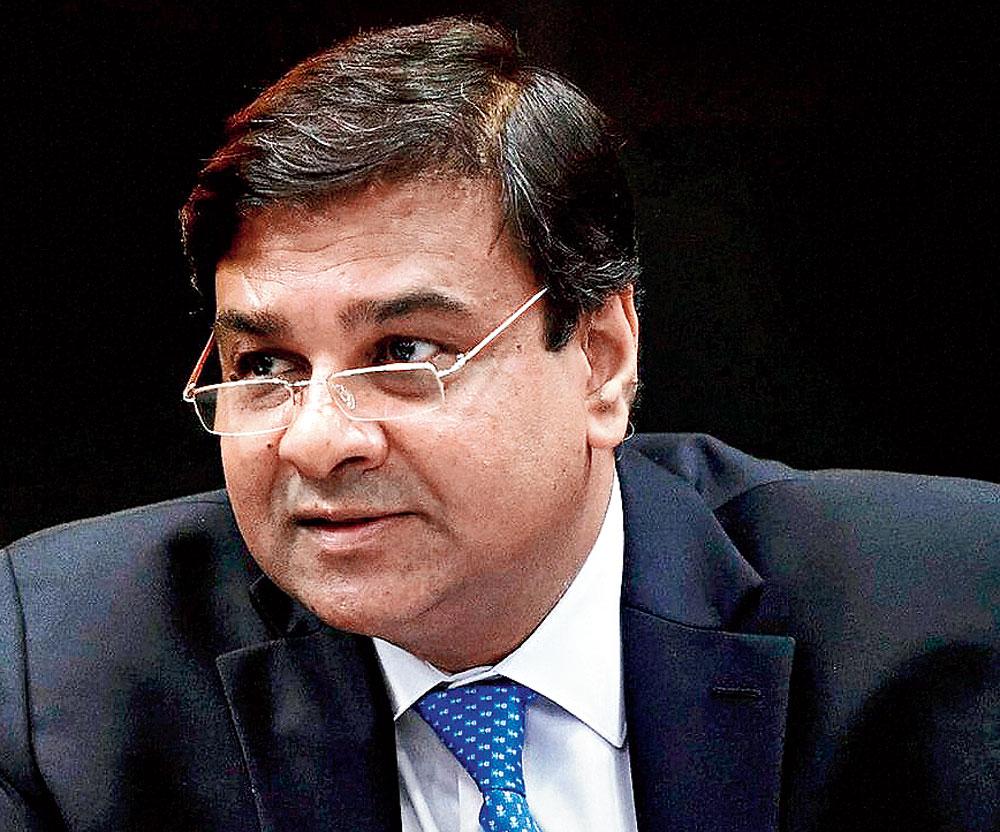 Lot's at stake: RBI Governor Urjit Patel