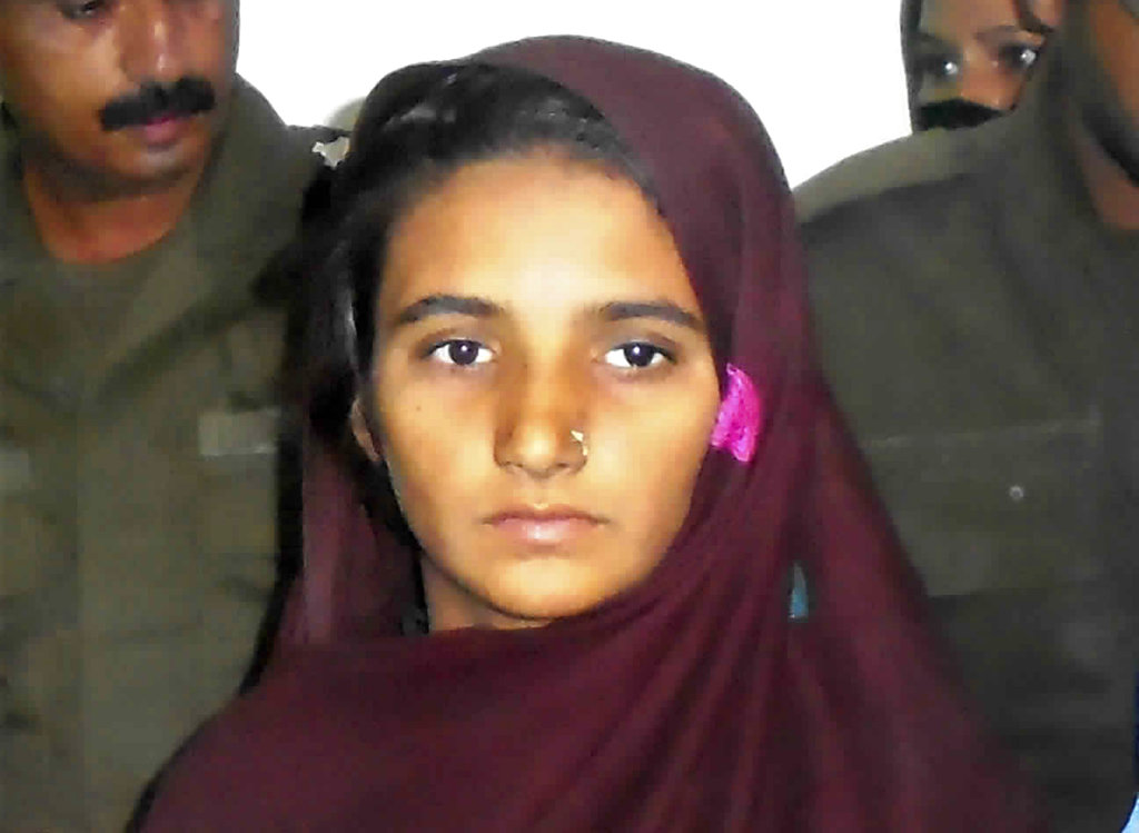 Freedom for Asia Bibi, but she cannot walk free
