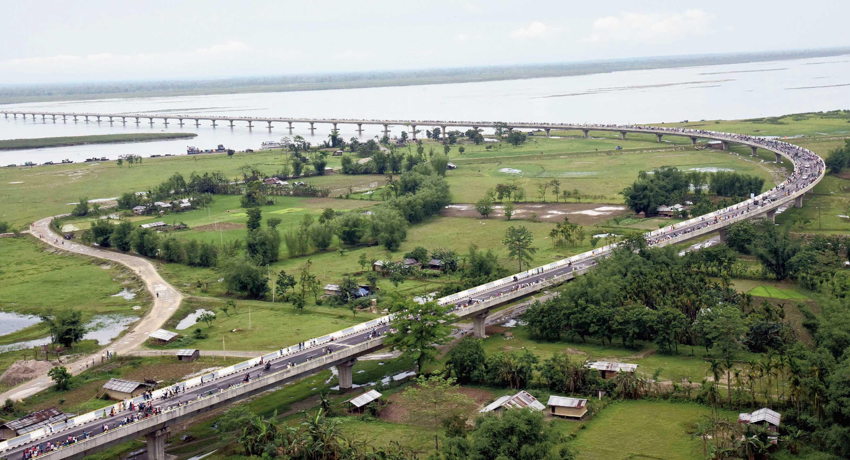 Assam budget to help boatmen left jobless by Bogibeel bridge - Telegraph  India