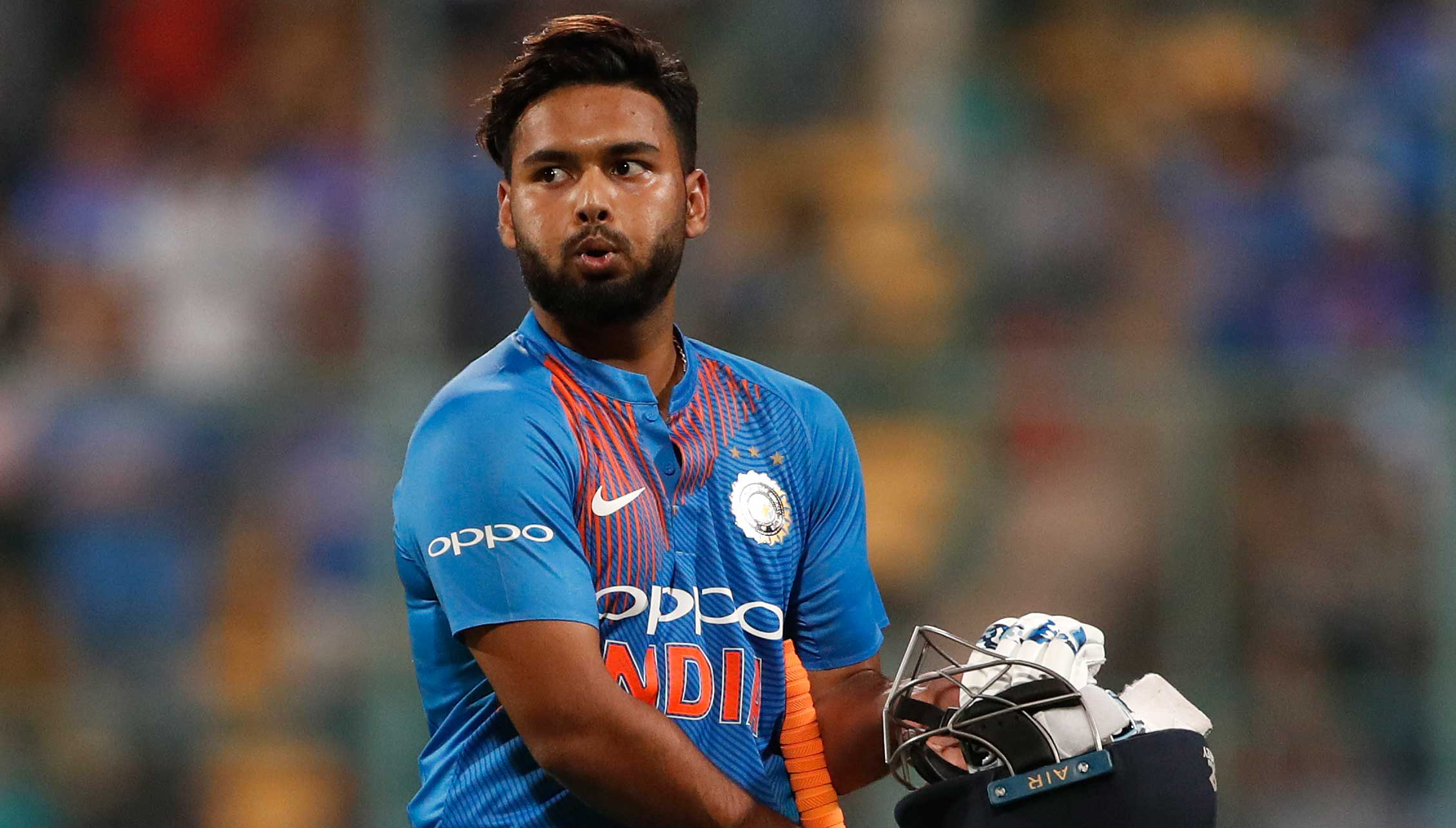 Rishabh Pant gets the backing of India's Batting coach