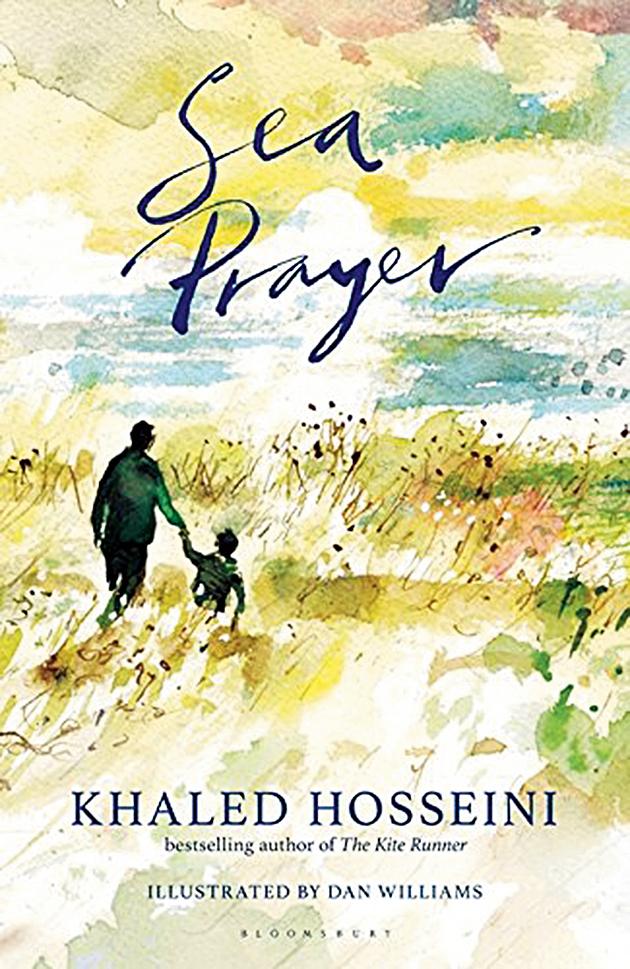 Sea Prayer;  Bloomsbury Publishing; Rs 499