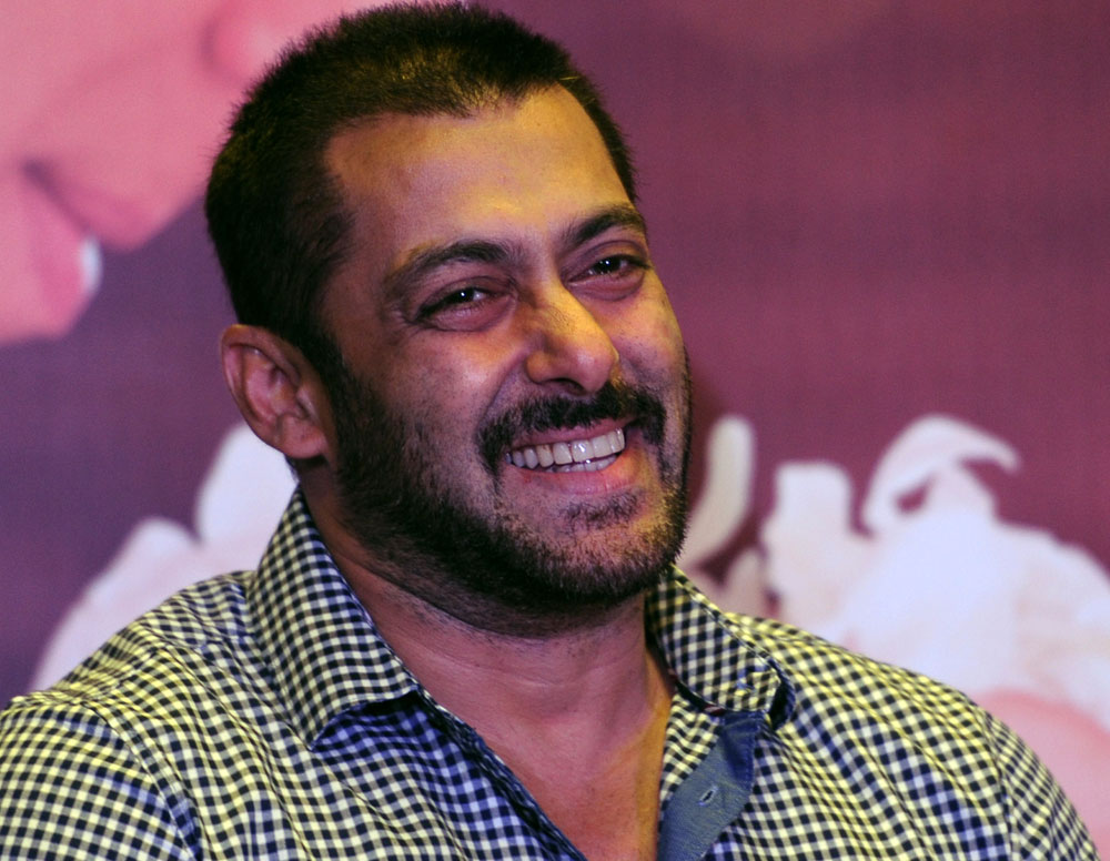There is speculation that it is now Salman Khan's turn to take the plunge into marriage and domesticity