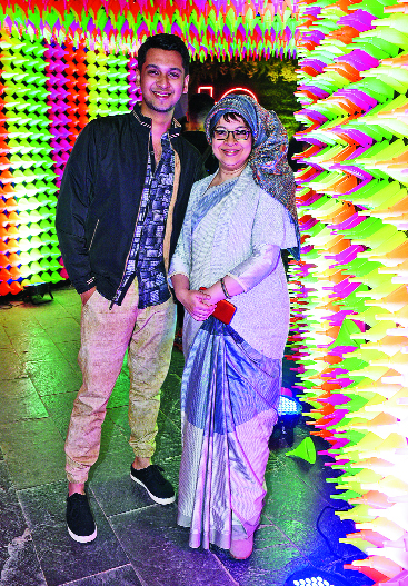 Ujaan and Churni Ganguly