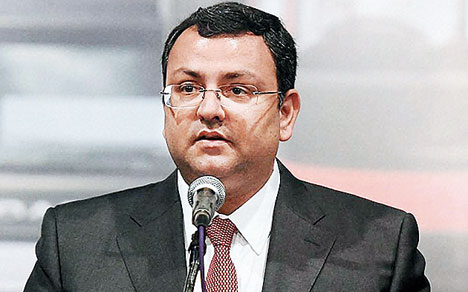 Cyrus Mistry takes aim at the high-flyers