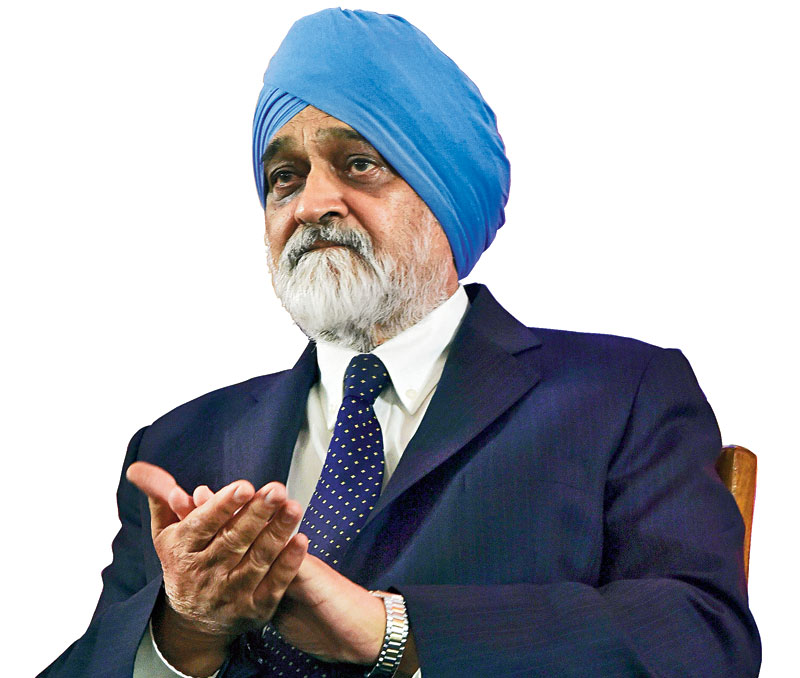 Social harmony is critical to economic growth: Montek Singh Ahluwalia