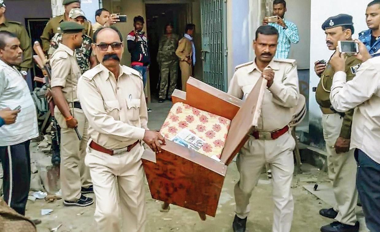 Manju Verma assets seizure done in Begusarai
