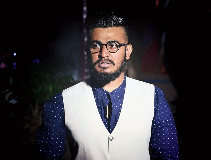 Deepak Kumar Ranchi boy, MA student at TISS, Mumbai