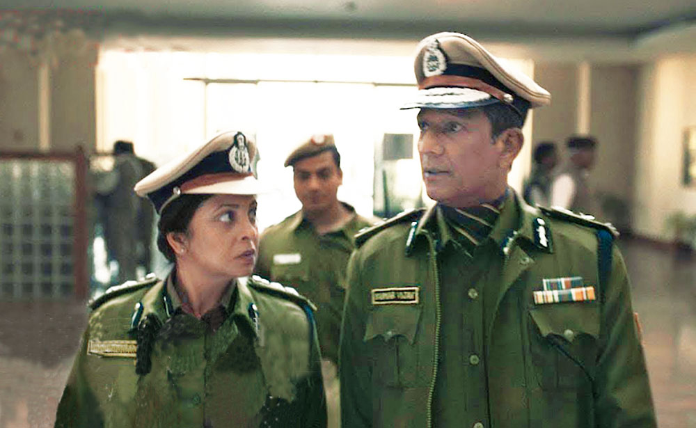 Didn't know this side of the story: Shefali Shah on Delhi Crime