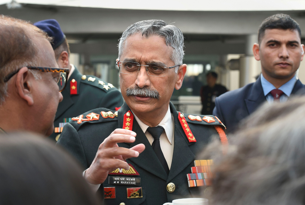 The Army has taken the initiative to induct women in rank and file, and the first batch of 100 women soldiers is undergoing training at Corps of Military Police Centre and School, Gen M.M. Naravane said.