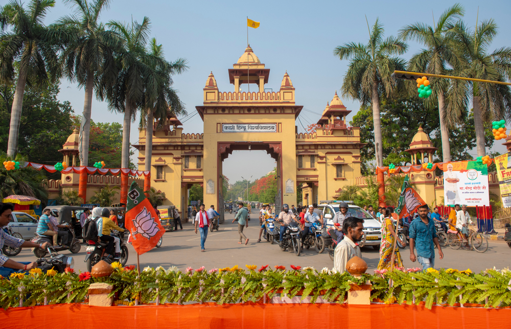 Feroze Khan, 32, last week resigned as assistant professor a month after joining BHU's Sanskrit Vidya Dharma Vigyan faculty after the agitating students refused to be taught Hindu religious texts, which are part of the curriculum, by a Muslim.