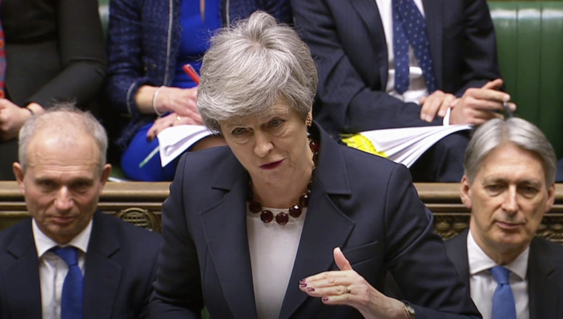PM May to step down if Brexit deal is passed