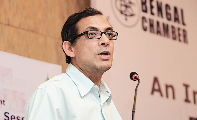 Economics Nobel winner Abhijit Banerjee