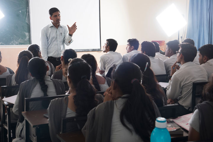 Graduates, including BTech holders, and postgraduates were recruited as YPs following an aptitude test, with Education Consultancy India Ltd conducting the process.