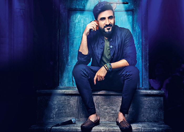Vir Das on For India, currently streaming on Netflix