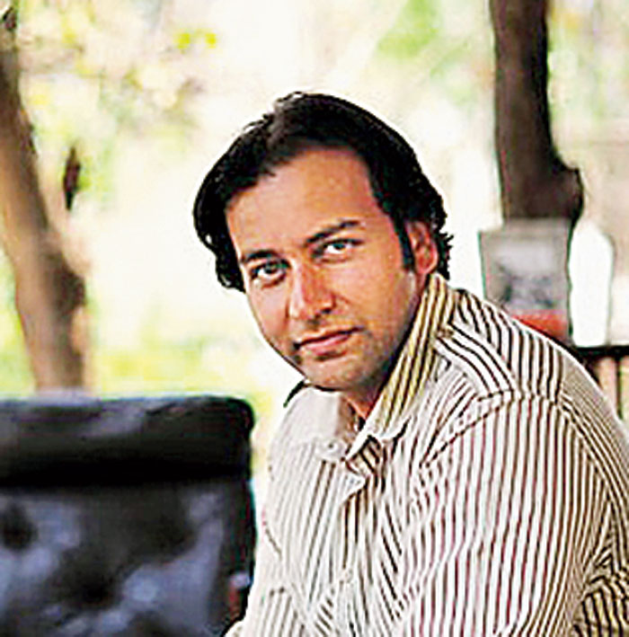 Amit Sankhala, grandson of Kailash Sankhala