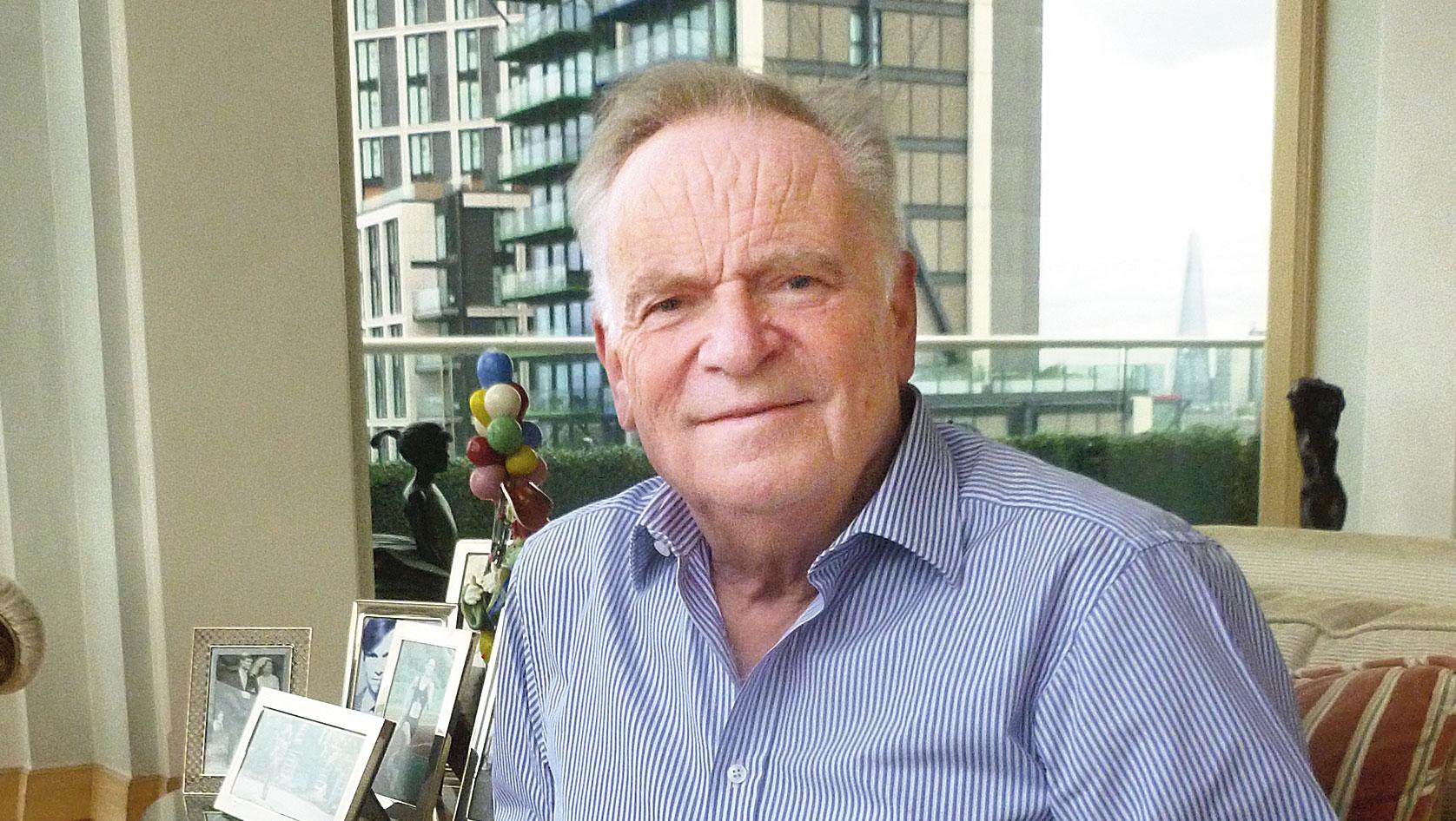 Jeffrey Archer.