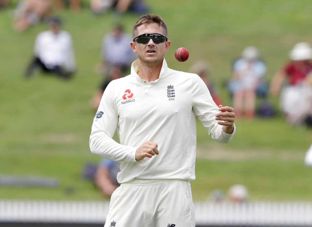 Joe Denly: Drop the ball
