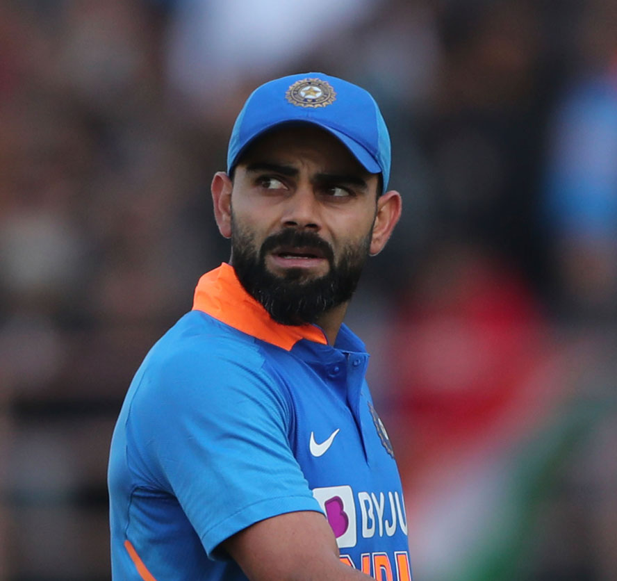 Virat reckoned the Indian team would be the favourites and would not make the mistake of taking New Zealand lightly