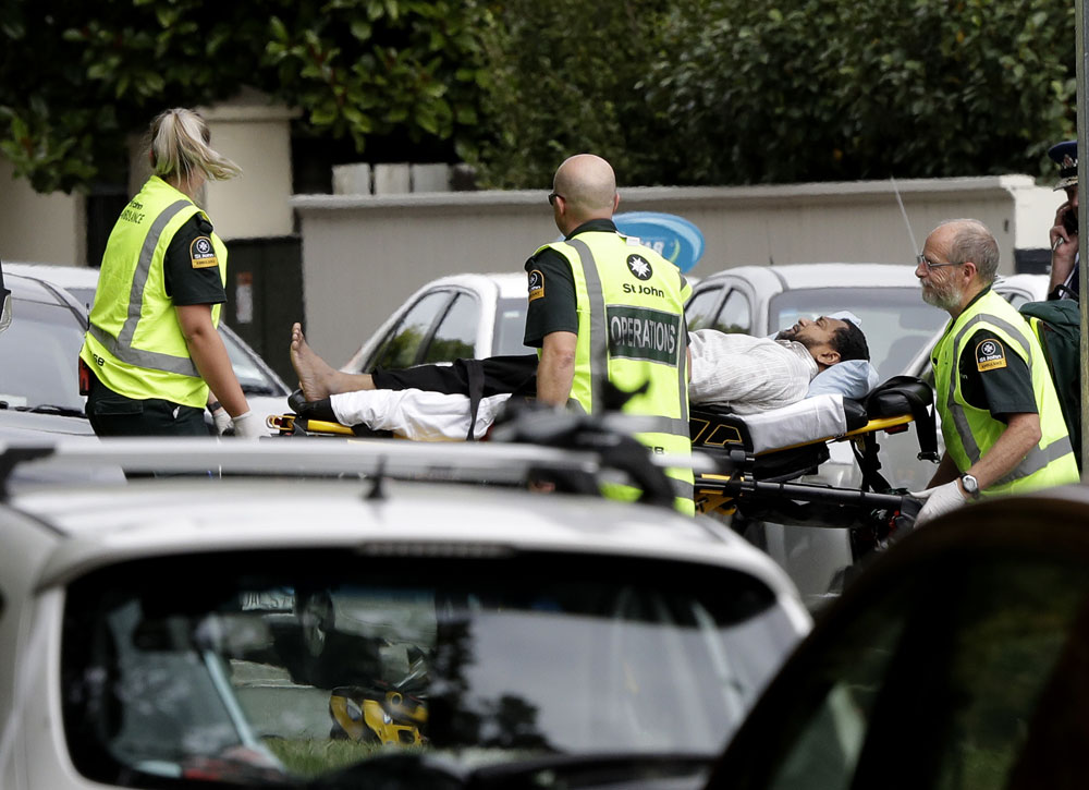 40 killed in Christchurch mosque shooting; narrow escape for Bangla cricketers