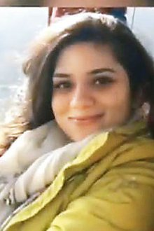 """Iltija said that she suffered """"bruises"""" after she was allegedly manhandled by the forces as she tried to step out of her home in Srinagar to visit Mufti's grave in Bijbehara."""